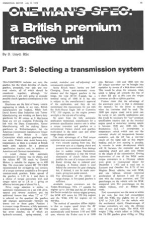 a British premium tractive unit   13th July 1973   The