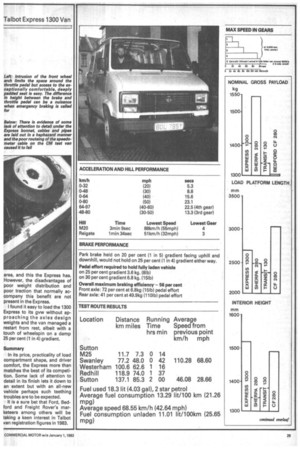 Express pacemaker   1st January 1983   The Commercial Motor Archive