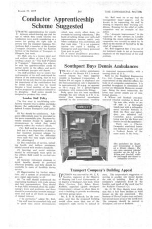 Southport Buys Dennis Ambulances | 22nd March 1957 | The