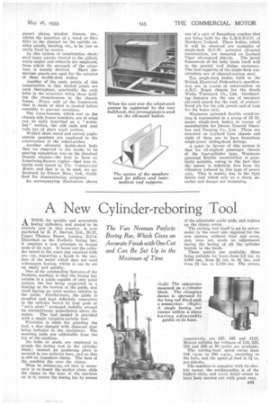 A New Cylinder-reboring Tool | 26th May 1933 | The Commercial