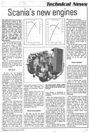Volkswagen Group Latest Models >> Scania's new engines | 4th December 1982 | The Commercial ...