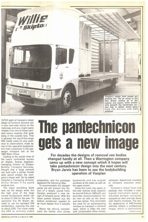 How To Fix Rear View Mirror >> The pantechnicon gets a new image | 9th March 1985 | The ...